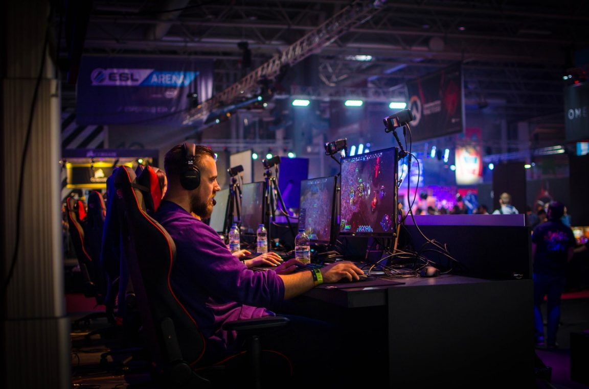 E-sports: de opmars van een geheel nieuwe sport